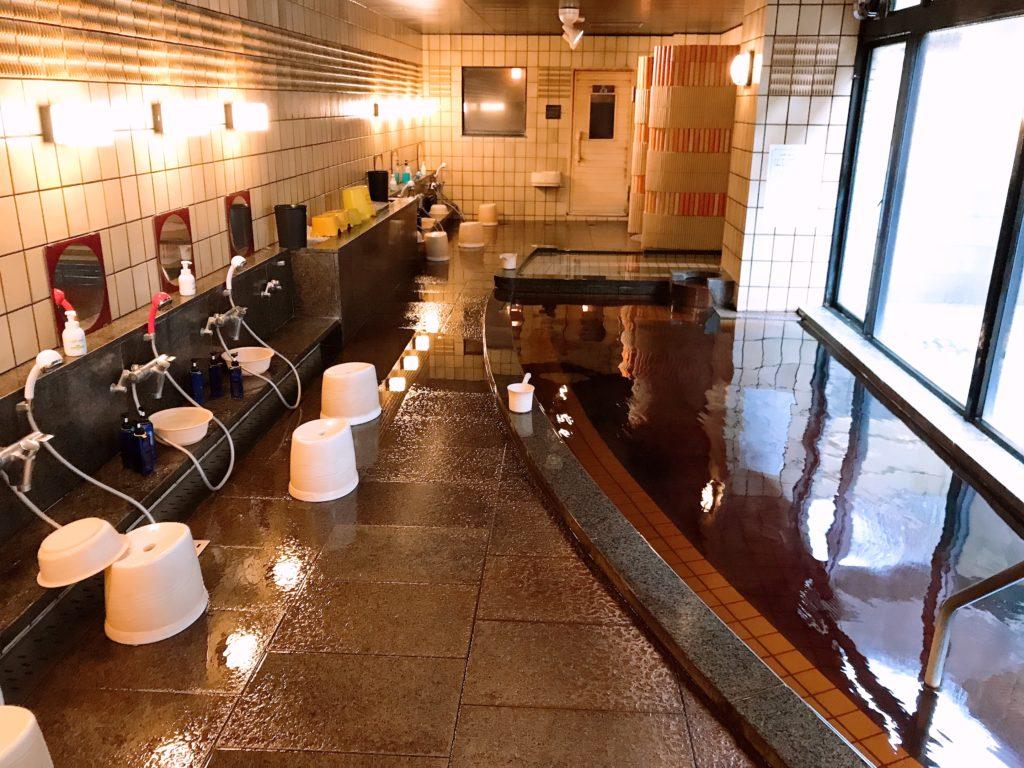 金沢の温泉 天然温泉