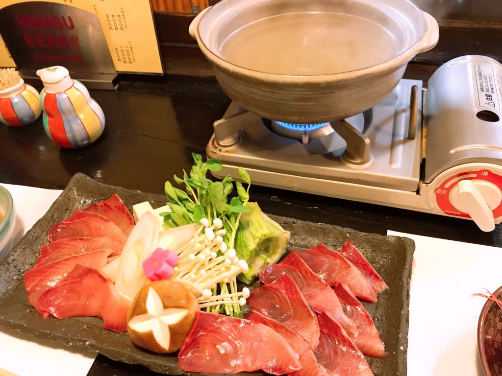 いたる ぶりしゃぶ 金沢 魚料理