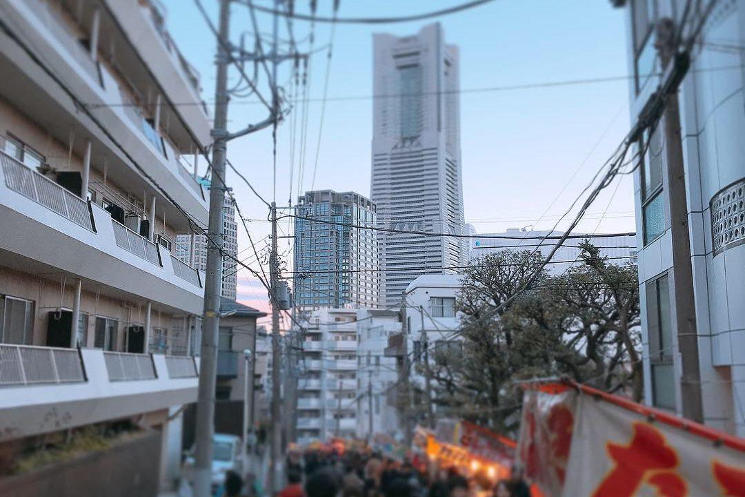 横浜 初詣